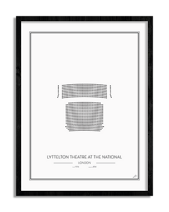 Lyttelton Theatre At The National - LONDON