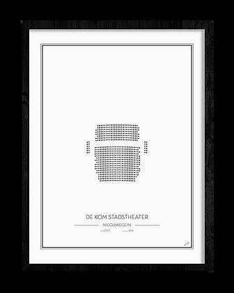 De Kom Stadttheater - NIEGUWEGEIN
