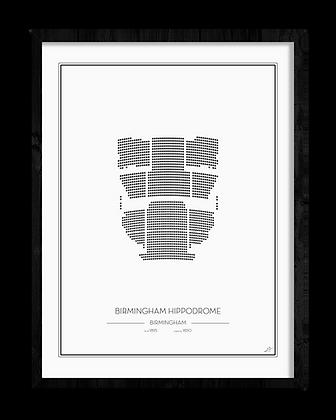Birmingham Hippodrome - BIRMINGHAM