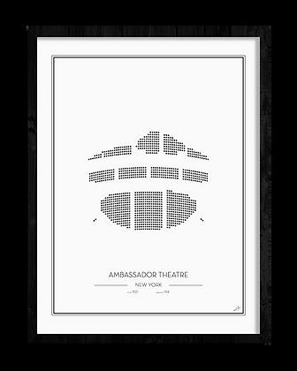 AMBASSADOR THEATRE - New York