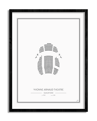 Yvonne Arnaud Theatre - GUILDFORD