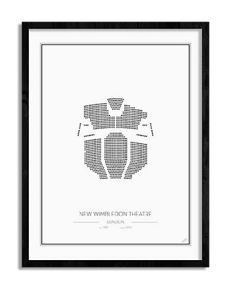 New Wimbledon Theatre - London
