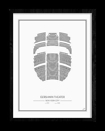 Gershwin Theater - New York City