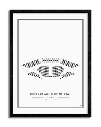 Olivier Theatre At The National