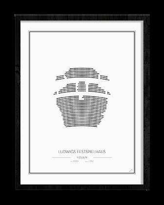 Ludwigs Festspiel Haus - FÜSSEN