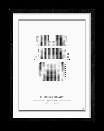 Alhambra Theatre - BRADFORD