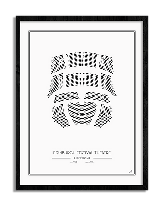 Edinburgh Festival Theatre - EDINBURGH