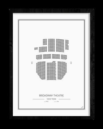 Broadway Theatre - NEW YORK