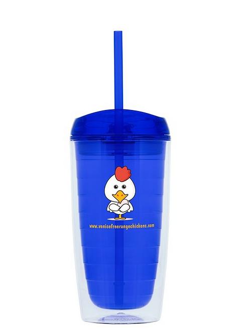 Logo Tumbler Cup