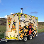 Notorious Pizza Trailer