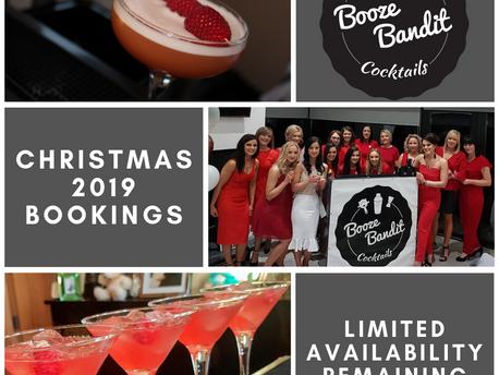 Christmas Bookings 2019