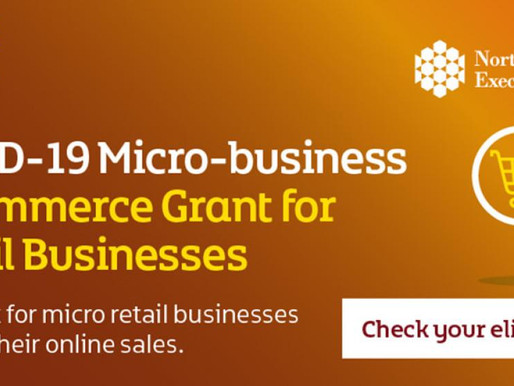 COVID-19 Micro Business E-Commerce Grant