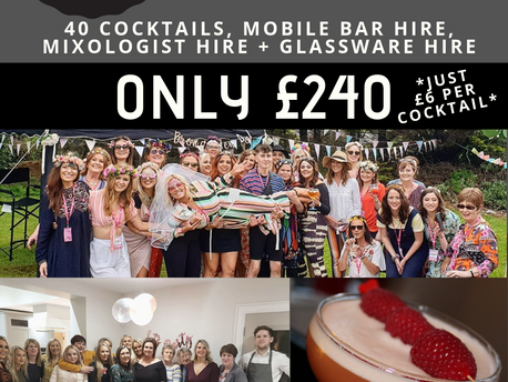 Mid Week Cocktails Party Promotion