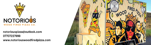 Notorious Wood Fired Pizza Email Footer