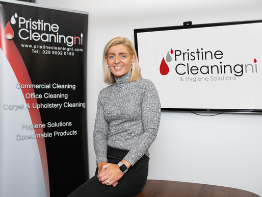 Welcome To Pristine Cleaning NI