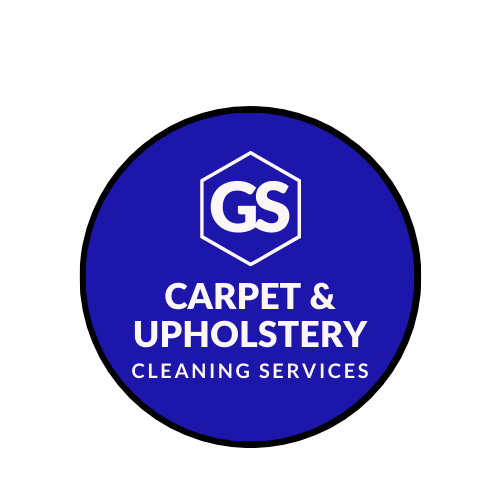 GS Carpet & Upholstery Logo Transparent.