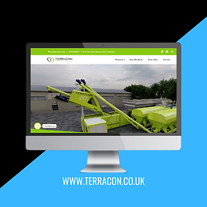 OH! Marketing Services Terracon Website