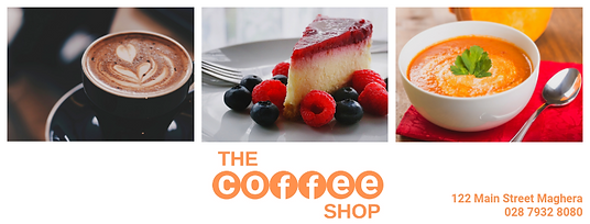 The Coffee Shop Facebook Cover