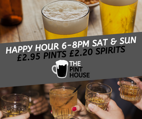 The Pint House Promotion