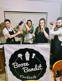 Booze Bandit Cocktails Mobile Bar Hire Available For Hen Parties Northern Ireland
