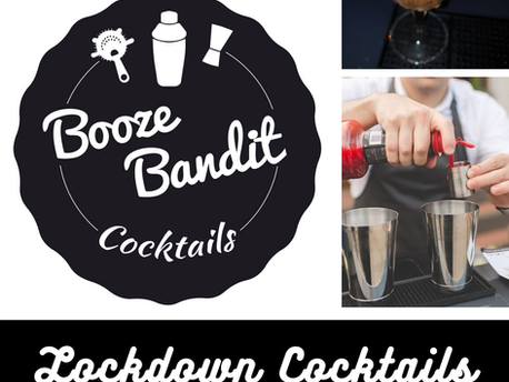 Lockdown Cocktails - 50 Cocktail Recipes You Can Make At Home