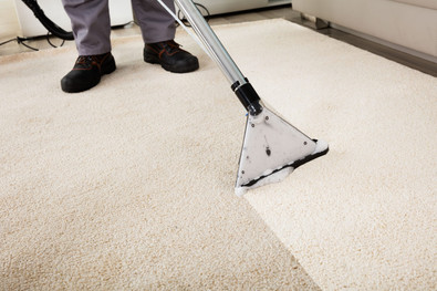 Carpet Cleaning Photography