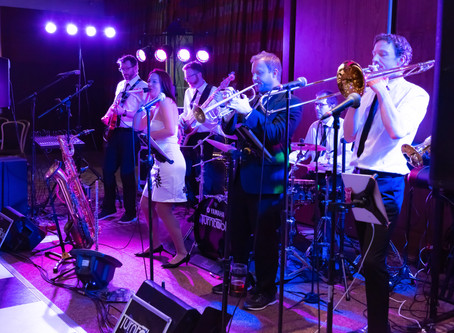 'Turntable' Excellent Events Band