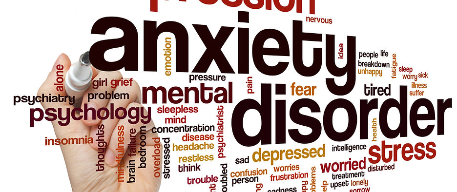 Psychologist, Anxiety disorders, Worry, Depressed, Fear, OCD