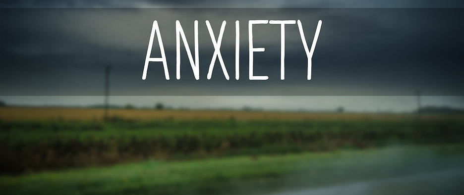 Anxiety Disorders, Fear, Worry, Phobias