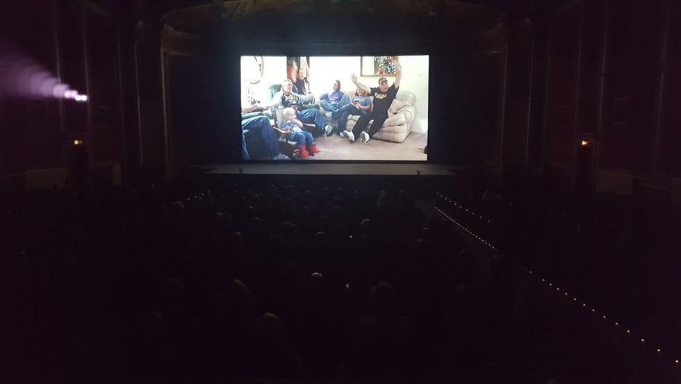 Making our Buffalo, NY premiere at the Buffalo International Film Festival