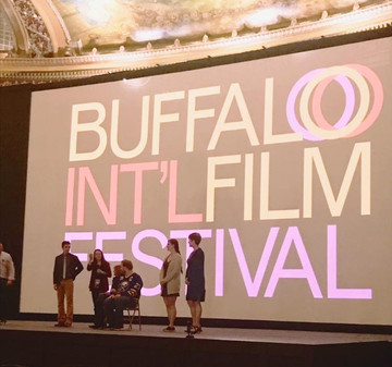 Filmmaker and cast Q&A at BIFF