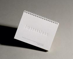 impressions book