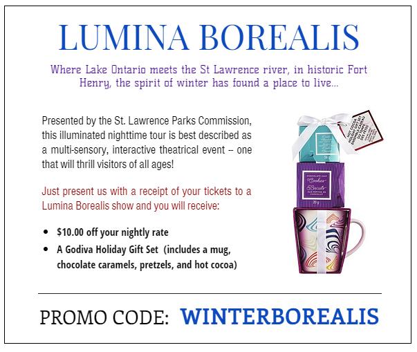 Lumina Borealis promotion