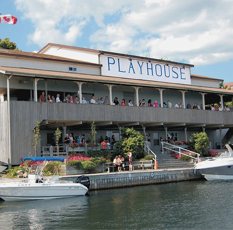 Gananoque Playhouse Whitney Manor