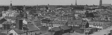 Kingston waterfront in the 1800s