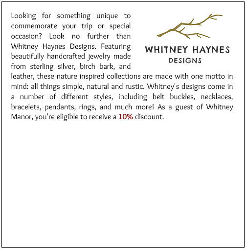 Whitney Haynes Designs