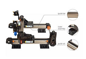 Deliverse laser Systems Guide Assembly