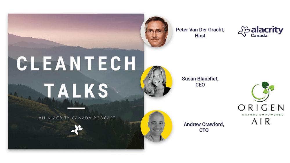 clean tech talks alacrity canada podcast