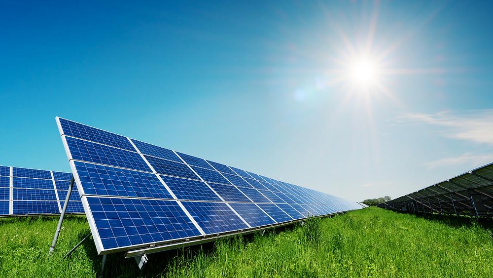 carbon offset solar panels save planet