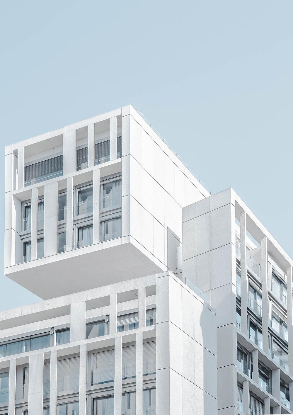 Air pollution apartment buildings