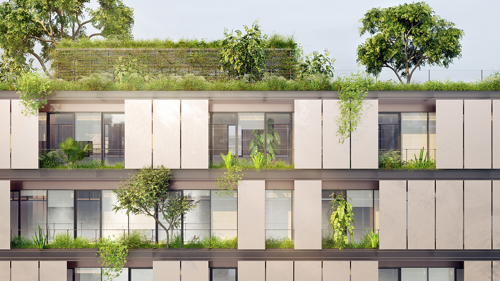 green building carbon offset benefits