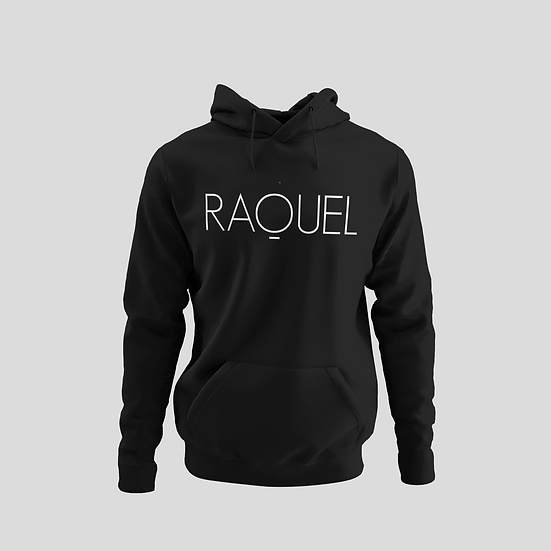 RAQUEL Logo Hoodie