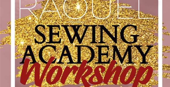 Deposit Raquel Sewing Academy