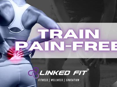 Train Pain-Free