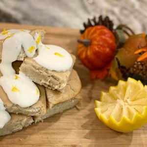 Protein Lemon Bars