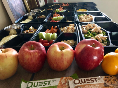 Meal Prepping: The Beginners Guide