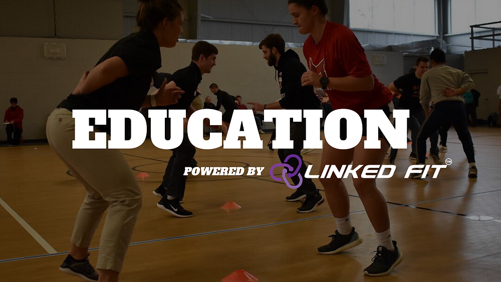 Education powered by Linked Fit