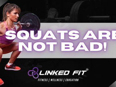 Squats are NOT Bad!