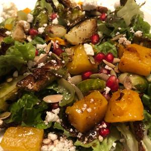 Festive Fall Salad