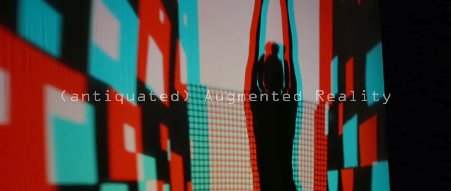 (antiquated) Augmented Reality